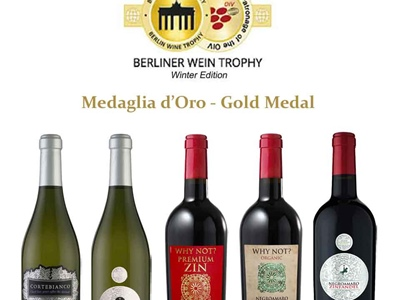 Berliner Wein Trophy 2020 - Winter Edition