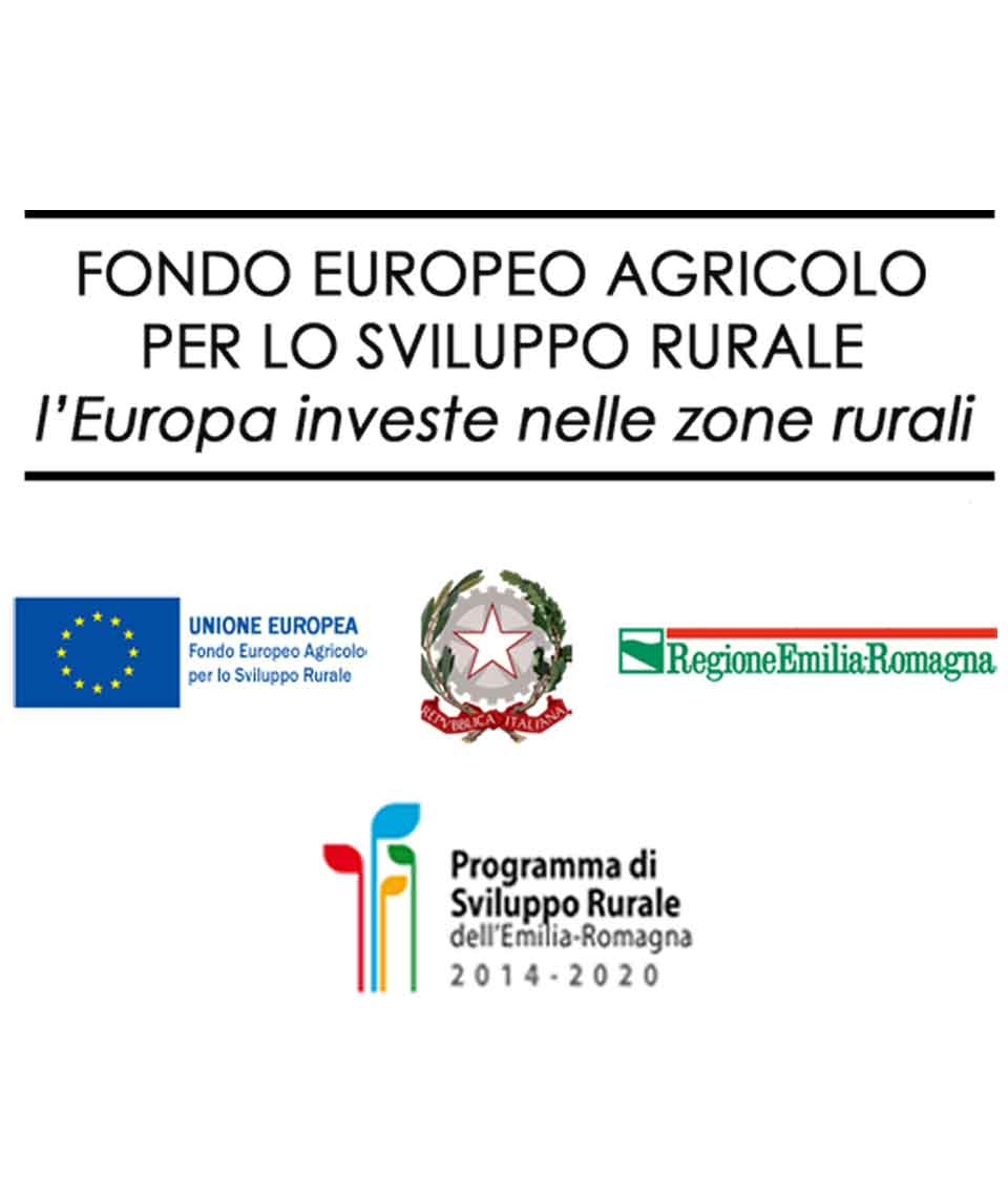 EUROPEAN AGRICULTURAL FUND FOR RURAL DEVELOPMENT: Europe invests in rural areas (Emilia Romagna)